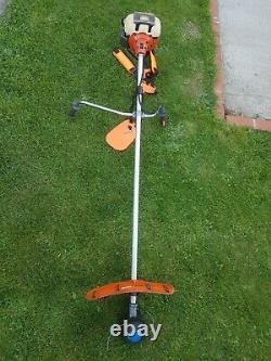 Husqvarna 143r-ii Professionnel Poids Lourd Strimmer, Brush Cutter 41.5cc Stihl