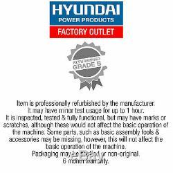 Hyundai Remis À Neuf 50.8cc Anti-vibration Coupe-herbe / Débroussailleuse Hybc5080a