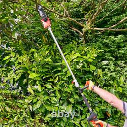 Jardin 5-en-1 Multi Tool Hedge Trimmer Brush Cutter Chainsaw Pruner Body Only