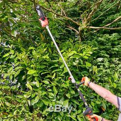 Jardin 5-en-1 Outil Taille-haie Débroussailleuse Tronçonneuse Sécateur Seulement Corps