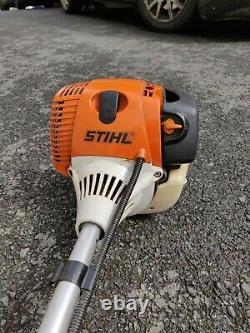La Stihl. Coupe-croûte Professionnelle Fs90