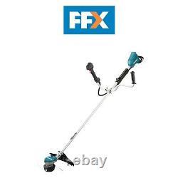 Makita Dur368az 18v Lxt Twin Brushless Brush Cutter Bare Unit
