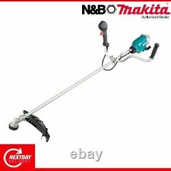 Makita Dur369az Strimmer Twin 18v Lxt Brushless Brush Cutter Body Uniquement Sans Fil