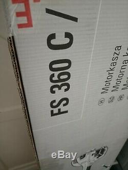 Marque Nouvelle Stihl / Non Ouvert Encore Boxed Fs360c Débroussailleuse