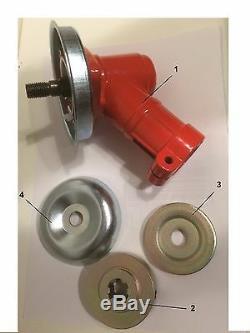 Nouvelle Boîte De Gearhead Pour Fit Divers Tondeuse À Gazon Tondeuse Débroussailleuse 26mm / 7 Spline