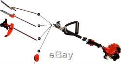 Outil De Coupe Multi-outils Tronçonneuse Bc43 42.7 CM 4 En 1 Débroussailleuse À Herbe De Jardin