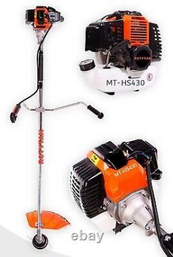 Pinceau D'essence Cutter Grass Line Trimmer Avec Le Kit D'outils Multiples Livraison Gratuite Et Rapide