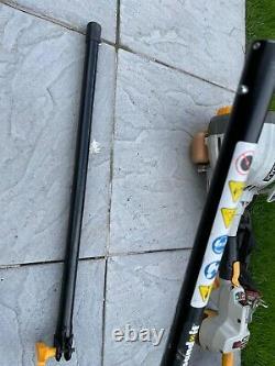 Ryobi Garden Multi Outil Avec Plusieurs Pièces Jointes Strimmer Pinceau