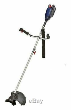 Spear & Jackson 36v 23cm Sans Fil À Deux Têtes Coupe-herbe Et Débroussailleuse