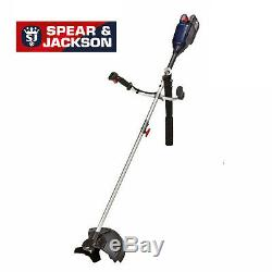 Spear & Jackson S36gcbc Sans Fil Coupe-herbe Et Débroussailleuse 36v