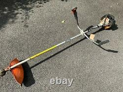 Sthil Fs86 Petrol Strimmer, Brushcutter, Industrie Professionnelle