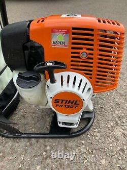 Stihl Fr130t Sac À Dos Brushcutter / Strimmer