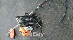 Stihl Fr480c Backpack Strimmer / Débroussailleuse Démarrage Électrique Pièces De Rechange Ou De Réparation