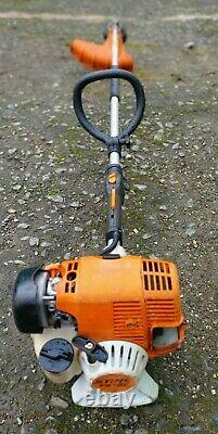 Stihl Fs100 Essence Strimmer Brushcutter. Bon Ordre De Travail. Affranchissement Gratuit