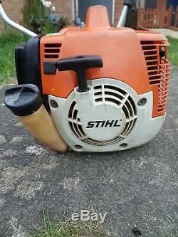 Stihl Fs120,200,250 Professional Tondeuse À Gazon Débroussailleuse 30.8cc 1.3kw 1.8hp Essence
