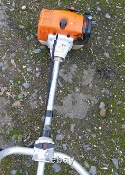 Stihl Fs120 Pétrol Strimmer Brushcutter. Bon Ordre De Travail. Affranchissement Gratuit