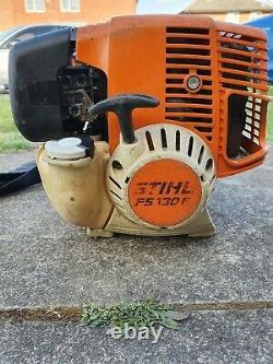 Stihl Fs130 R /100 Professional Strimmer, Brushcutter 36.3cc Essence 4-mix