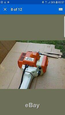 Stihl Fs360 Fs420 Professional Débroussailleuse Tondeuse À Gazon Débroussailleuse 48.7cc Essence