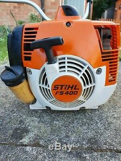 Stihl Fs400 450/480 Professional Tondeuse À Gazon Débroussailleuse, Débroussailleuse 40.2cc 2.6cv