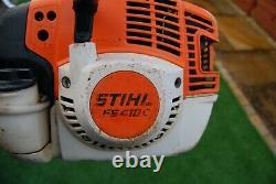 Stihl Fs410c Brosse À Essence / Scie De Compensation