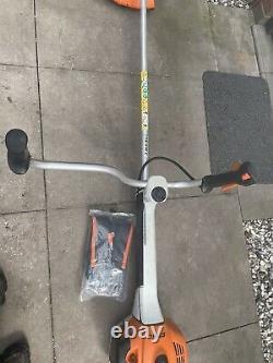 Stihl Fs410c Brushcutter Sciure De Compensation Essence Juste Réparée