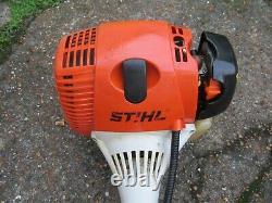 Stihl Fs90 4 MIX Professional Straight Shaft Brush Cutter / Strimmer