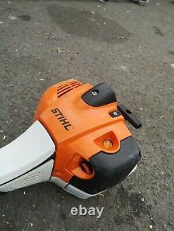Stihl Fs 410 Brosse À Arbre Droit Commerciale Cutter / Strimmer