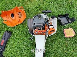 Stihl Fs 460c Sciure De Défrichage Professionnelle, Étrier, Brossage 45.6cc