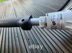 Stihl Fs 94 Rc Petrol Brushcutter Strimmer Avec Lame, Excellent État