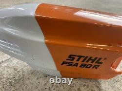 Stihl Fsa 90 R Batterie Débroussailleuse / Débroussailleuse 2x Ap300 Batteries Et Al300 Ch