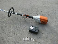 Stihl Fsa 90r Sans Fil Professionnel Débroussailleuse Avec De La Batterie Au Lithium