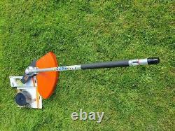 Stihl Km-mb Kombi / Combi Strimmer / Brushcutter Attachment With Strimmer Head