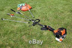 Taille-haie 5 En 1 Taille-haie Multi-outils Pour Jardin Multi-débroussailleuse 58 CC Kiam
